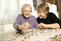 FREE COMPANIONSHIP FOR SENIORS AND SHUT INS 7 DAYS A WEEK