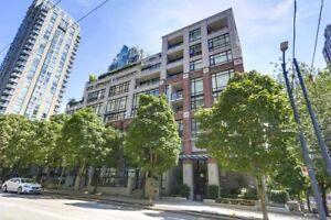 Yaletown Condo for sale: Tribeca Lofts 2 bedroom 968 sq.ft.
