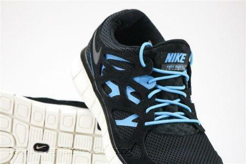 Nike Free Run 3.0 Mens Black
