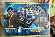 Dr Who Chess