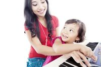 Piano Teacher Job