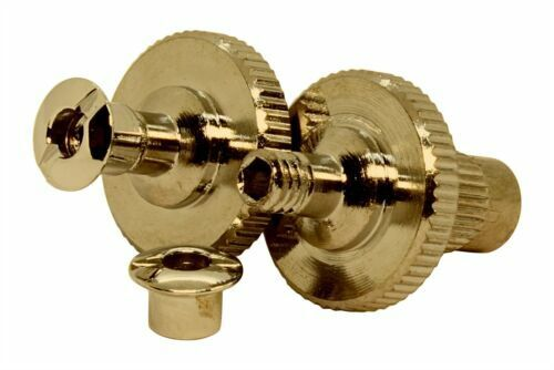 Replacement Locking Bridge Posts for HP and Pinnacle Bridges - Gold 28