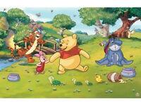 New Walltastic Paper Walltastic Disney Winnie the Pooh Mural /Pack of 1 305 x 245 cm