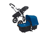 Bugaboo Cameleon 2 Buggy Travel System Reconditioned 2012 Model in Royal Blue