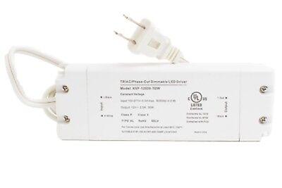 Ledupdates 12v 30w Triac Dimmable Power Supply 2.5a Ul Listed For Led Light