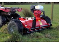 All-Rounder Pro ATV Quad Flail Mower