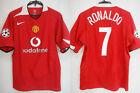 Manchester United Cristiano Ronaldo Soccor Fan Jerseys