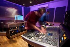 Producer, Recording, Mixing, Mastering Engineer available