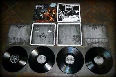MOONBLOOD - Blut & Krieg / Sob a Lua do Bode  Gatefold Double LP