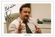 Ricky Gervais Signed