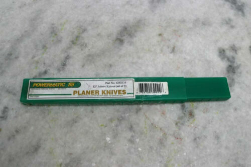 Powermatic Straight Knives 6292535 for 1285 Jointer