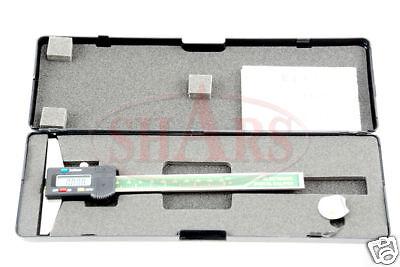 Shars 0- 8 200mm Caliper Digital Depth Gage Gauge New