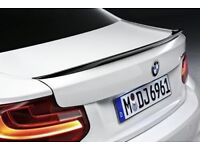 Bmw F87 F22 M2 M Performance Carbon Fibre Lip Spoiler 2 series