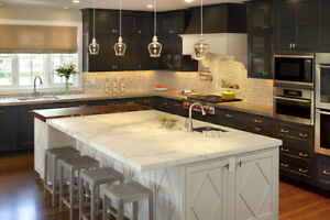 100% Maple Cabinet 50%OFF+ Granite/Quartz Countertop From $45/SF