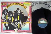 Kiss Hotter Than Hell LP