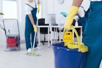 Recherche équipe pour nettoyage murs et plafonds