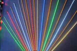 1M LED Rigid Strips RGB/Pure White/Warm White Edmonton Local