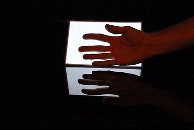 electroluminescent EL panel sheet backlight+ inverter 12v size A6 4