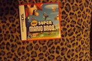 Super Mario Bros Nintendo Game
