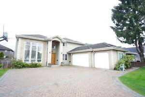 Garden City Detached Home for sale:  6 + Den 3,621 sq.ft.