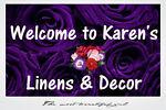 Karen's Linens & Decor