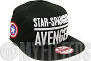 New Era Snapback Captain America