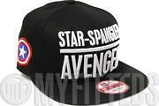 New Era Snapback Captain America