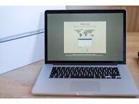 MACBOOK PRO MID 2012 I5- 6GB RAM-750GB HDD