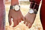 Dark Eyed Man's Watches