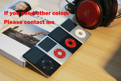 2000mah+256GB SSD iPod Classic 7th Gen 160 GB Black&Red  (U2 Latest Model) for sale  Shipping to Canada