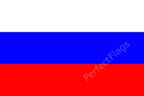 RUSSIA FLAG - RUSSIAN NATIONAL FLAGS - Hand, 3x2, 5x3, 8x5 Feet