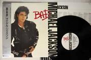 Michael Jackson Bad LP