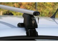 New Roof Rack Cross Bars Aluminium: Ford, Vauxhall, Mercedes, BMW, Seat, Citroen, Fiat, Skoda....
