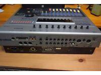 Yamaha AW2816 Digital Audio Workstation,