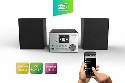 Internetradio Xoro HMT 500 ✔  WLAN DAB + ✔ UKW Radio ✔ CD-Player ✔ MP3 Streaming