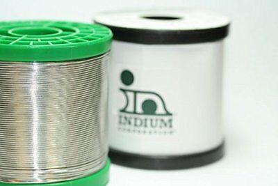 Indium 52939-0454 Rma-nc Sac305 Alloy Cw-807 Core .062 Diameter Solder 1 Lb