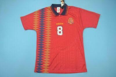 Camiseta España Mundial 1994 Guerrero jersey