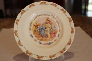Brand New Royal Doulton Bunnykins Christening Set