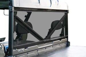 SPIKE Tinted Rear Windshield Panel Polaris Ranger Full Size XP1000 2017+