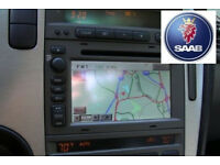 SAAB 9-5 2017 v2 DENSO SATELLITE NAVIGATION UK & EUROPEAN MAP UPDATES