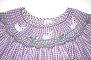 Girls Easter Dress 5T