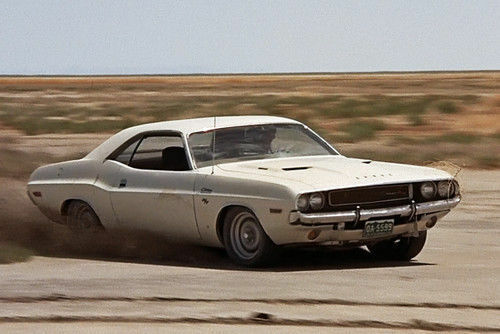 Vanishing Point Car: 21 Coolest Movie Cars - No.6
