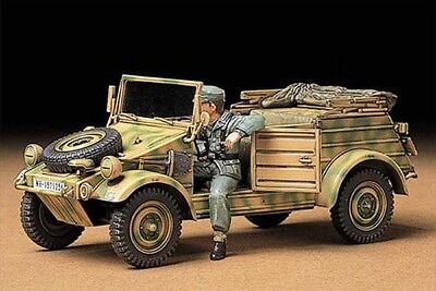 Tamiya America [TAM] 1:35 Kubelwagen Type 82 Plastic Model Kit 35213 TAM35213