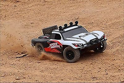 Novcolxya Model Cars RC Electric Racing Car 1/18 Scale Off-Road 2.4-Ghz Radio...