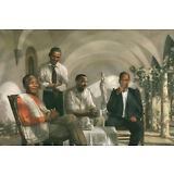 The Pioneers Mandela Obama King Malcolm X African American Art Print 12x18