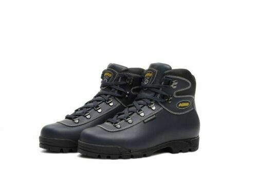 AUTHENTIC ASOLO SUNRISE HIKING BOOTS FOR MEN AS-403M Navy