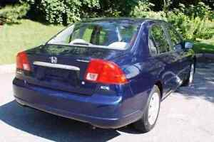 Honda civic 2001