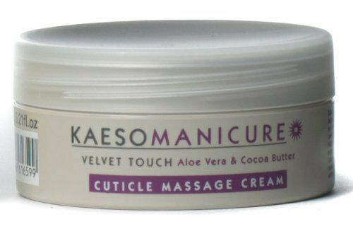 KAESO MANICURE VELVET TOUCH CUTICLE MASSAGE CREAM 95ML OFFICIAL STOCKISTS