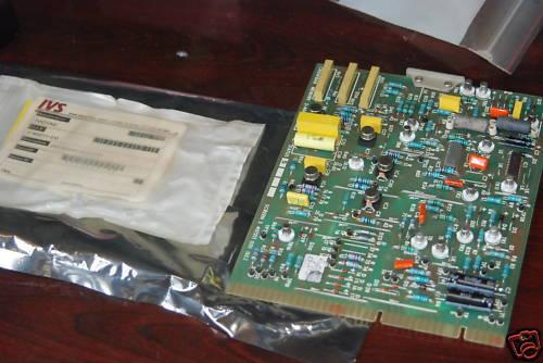 Radyne 2-400211-030 Crowbar Memory Board  Rebuilt