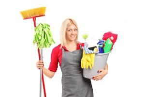 Femme de ménage à domicile Laval   Rive ~ Nord